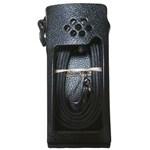 Standard Horizon SHC-18 Black Leather Case