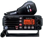 """Standard Horizon GX1200B Eclipse DSC Radio - Black Brand New Includes Three Year Warranty, The Standard Horizon GX1200 is a radio that meets ITU M493-13 Class D DSC (Digital Selective Calling) regulations"