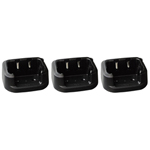 Standard Horizon CD26 (3 Pack) Charging Cradle