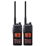 Standard Horizon HX400IS (2 Pack) Handheld VHF - Intrinsically Safe