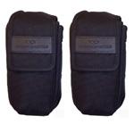 Standard Horizon MCC460 (2 Pack) Black VHF Case