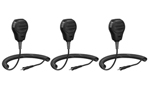 Standard Horizon MH-73A4B (3 Pack) Submersible Speaker Mic for HX750 H