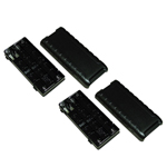 Standard Horizon FBA-40 (2 Pack) Alkaline Battery Case